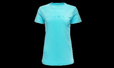 WX Meadow-Women's T-Shirt, Teal, Wiley X