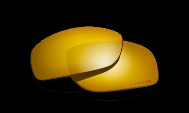 Affinity CAPTIVATE™ Polarized Bronze Mirror Lenses