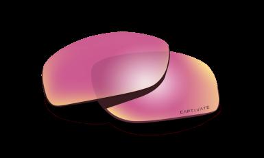 Mystique CAPTIVATE™ Polarized Rose Gold Mirror Lenses