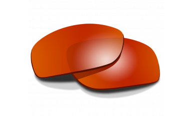 WX Vallus Polarized Crimson Mirror Lenses