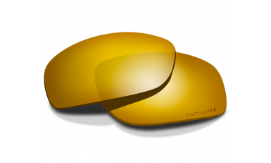 Breach CAPTIVATE™ Polarized Bronze Mirror Lenses