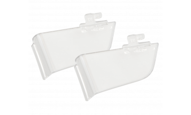 WX Axis Clear Permanent Side Shields