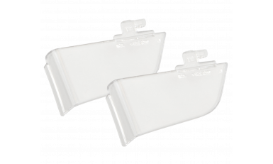 WX Axis Clear Side Shields