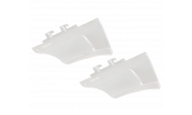 WX Epic Clear Side Shields
