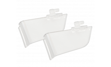 WX Fusion Clear Side Shields