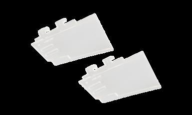 WX Marker Clear Side Shields