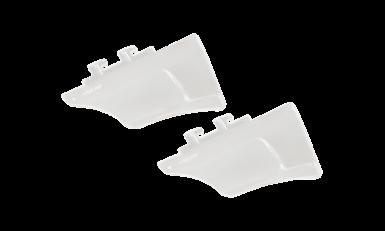WX Profile Clear Side Shields