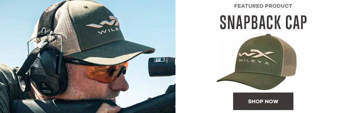 Wiley X Snapback Cap