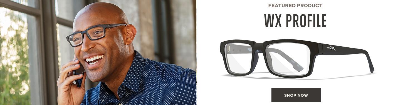 Wiley X Profile Eyeglasses